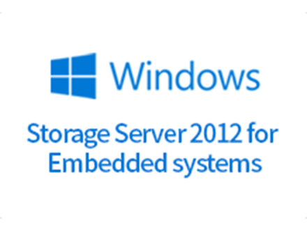 Wndows Storage Server 2012 for Embedded Systems